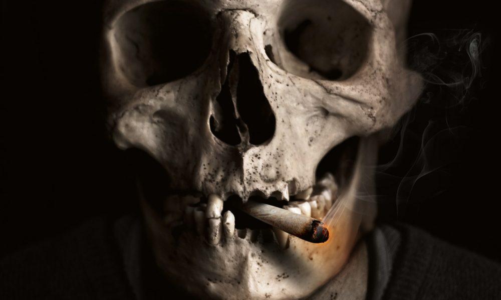 Badania na temat ostrzezen na paczkach papierosow