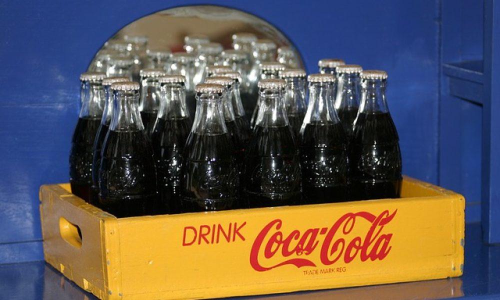 butelka Coca-Coli